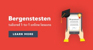 Bergenstesten | Online Norwegian Classes