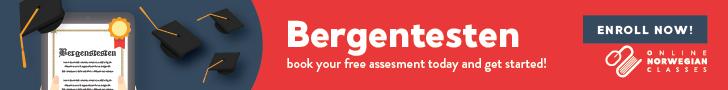 Bergenstesten Preparation Courses | Online Norwegian Classes