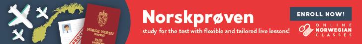 Norskprøven Courses (all levels)   Online Norwegian Classes