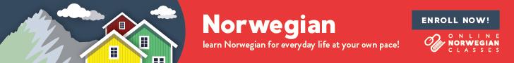 General Norwegian Lessons | Online Norwegian Courses